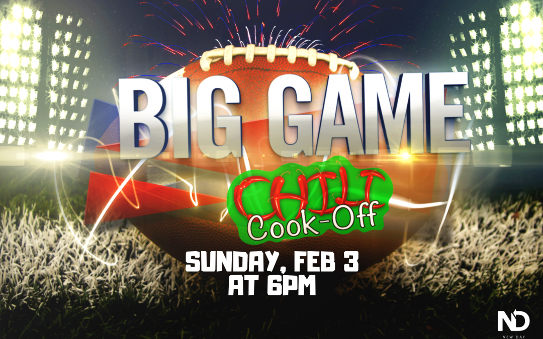 Big Game Chili Cook-off