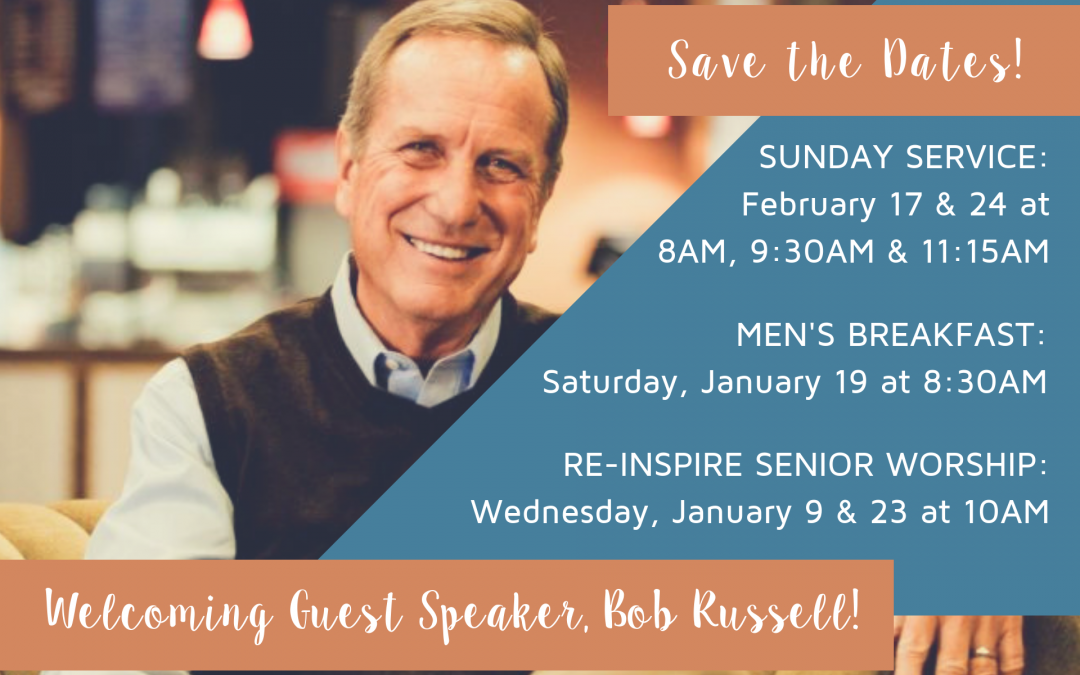 Bob Russell Sermons/Speaking events