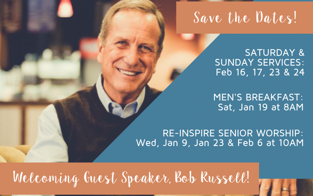 Bob Russell Sermons & Speaking events