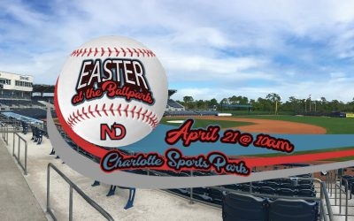 Easter Sunday at the Ballpark