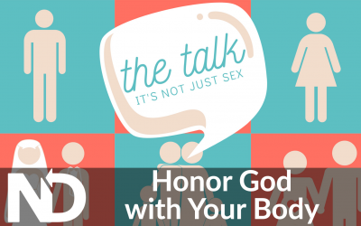 Honor God with Your Body