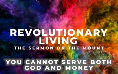 You Cannot Serve Both God and Money