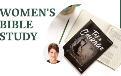 Women's Tuesday In-Home Bible Study- Take Courage