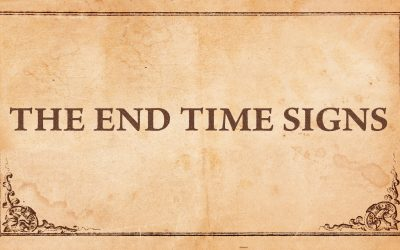 Old Time Revival's End Time Signs